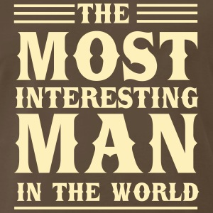 Most interesting man in the world T-Shirts - Men's Premium T-Shirt