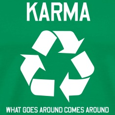 Karma Recycle T-Shirts
