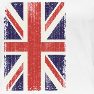Great Britain flag - Women's Premium T-Shirt