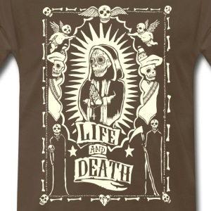 Life and Dead T-Shirts - Men's Premium T-Shirt