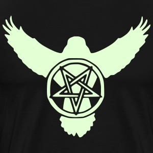 pentagram 5_ T-Shirts - Men's Premium T-Shirt