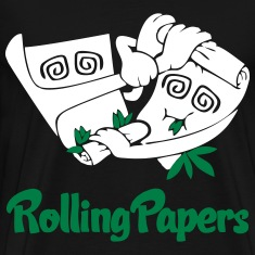 Rolling Papers T-Shirts
