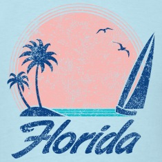 Florida Sunset T-Shirts