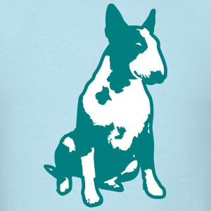 Bull Terrier 2013 2c T-Shirts - Men's T-Shirt