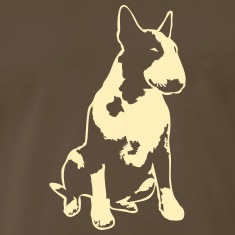 Bull Terrier 2013 1c_4dark T-Shirts