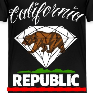 Diamond Republic of California Baby & Toddler Shirts - Toddler Premium T-Shirt