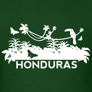 Honduras Rainforest T-Shirts - Men's T-Shirt