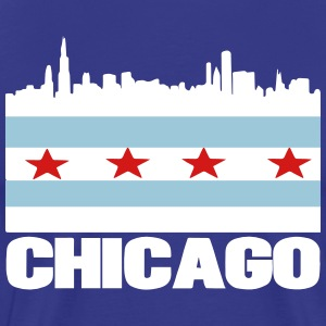 City of Chicago T-Shirts - Men's Premium T-Shirt
