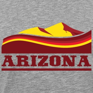 Arizona Desert T-Shirts - Men's Premium T-Shirt
