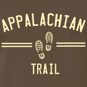 Appalachian Trail Hiking T-Shirts - Men's Premium T-Shirt
