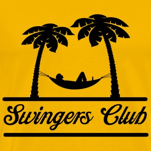 Swingers Club T-Shirts - Men's Premium T-Shirt