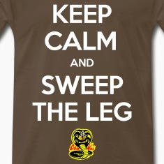 Keep Calm and Sweep the Leg