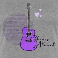 Design ~ Purple Guitar