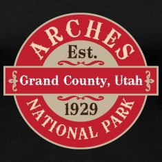 Arches National park Women's T-Shirts