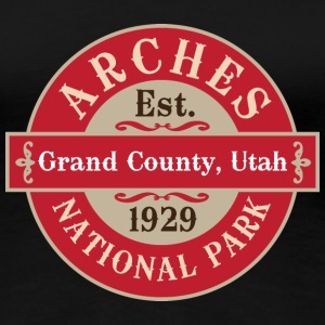 Arches National park Women's T-Shirts - Women's Premium T-Shirt