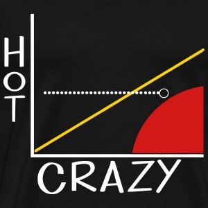 KCCO - Hot Crazy Scale T-Shirts - Men's Premium T-Shirt