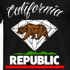 Diamond Republic of California T-Shirts