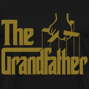 The Grandfather T-Shirts - Men's Premium T-Shirt