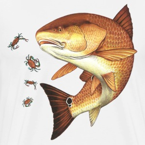 Redfish 1 - Men's Premium T-Shirt