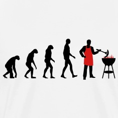 Evolution BBQ T-Shirts