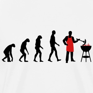 Evolution BBQ T-Shirts - Men's Premium T-Shirt