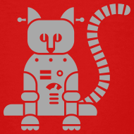 Design ~ Sparkle Catbot - Toddler