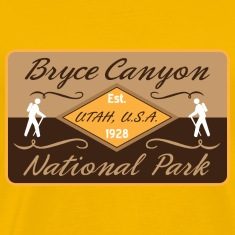 Bryce Canyon National Park T-Shirts