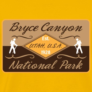 Bryce Canyon National Park T-Shirts - Men's Premium T-Shirt