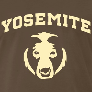 Yosemite Bear T-Shirts - Men's Premium T-Shirt