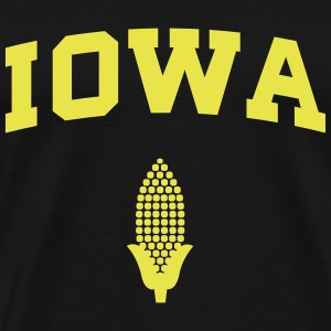 Iowa Corn T-Shirts - Men's Premium T-Shirt