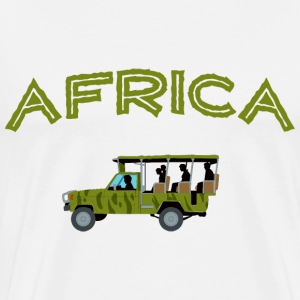 African Safari T-Shirts - Men's Premium T-Shirt