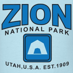 Zion National Park T-Shirts