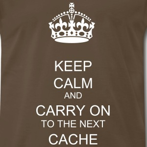 Cache on - Men's Premium T-Shirt