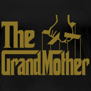 The Grandmother Women's T-Shirts - Women's Premium T-Shirt