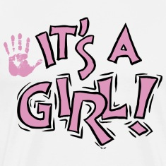 New Dad Baby Girl T-Shirt