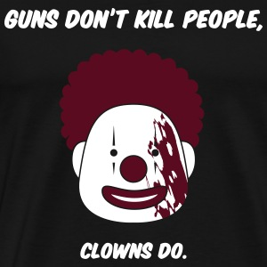 Clown T-Shirts - Men's Premium T-Shirt