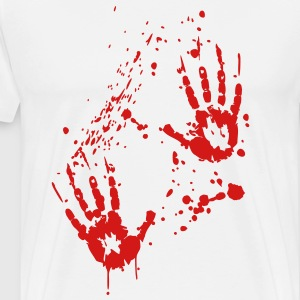 Serial Killer - Halloween T-Shirts - Men's Premium T-Shirt