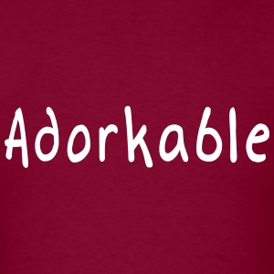Adorkable T-Shirts - Men's T-Shirt