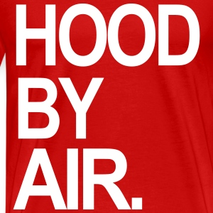 hood by air T-Shirts - Men's Premium T-Shirt
