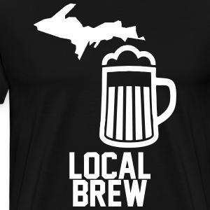 Local Brew T-Shirts - Men's Premium T-Shirt