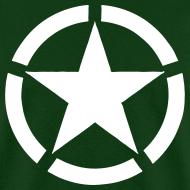 Design ~ Broken Ring White Star National Symbol