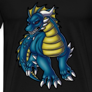 Elder Dragon - Men's Premium T-Shirt