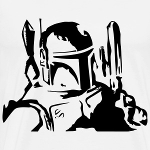 Bounty Hunter - Men's Premium T-Shirt