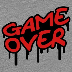 Game Over Women's T-Shirts