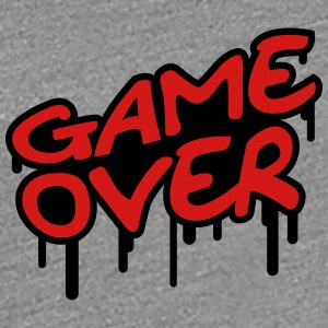 Game Over Women's T-Shirts - Women's Premium T-Shirt