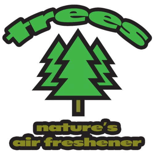 Trees: Nature's Air Freshener