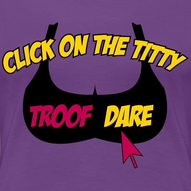 Click on a Titty Bra Tee