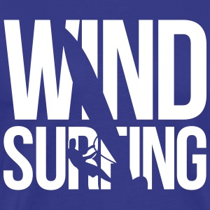 windsurfing T-Shirts - Men's Premium T-Shirt