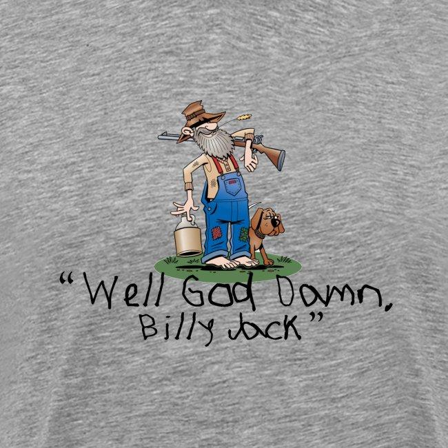 Billy Jack Tee - Mens