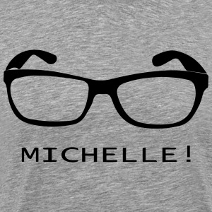 michelle T-Shirts - Men's Premium T-Shirt